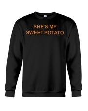 Shes My Sweet Potato Shirt Couple Shirts for Him  Crewneck Sweatshirt thumbnail