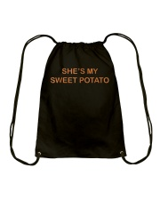 Shes My Sweet Potato Shirt Couple Shirts for Him  Drawstring Bag thumbnail