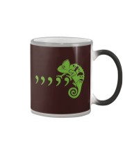 Comma Chameleon Music Parody T Shirt Color Changing Mug thumbnail