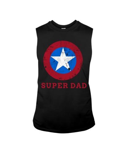 22a0e47e Real Life Superhero Daddy: Gift Shirt For Dads | TeeChip