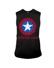 Super Dad T-Shirt Funny Superhero Father's Day Tsh Sleeveless Tee thumbnail