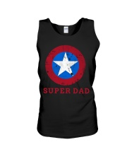 Super Dad T-Shirt Funny Superhero Father's Day Tsh Unisex Tank thumbnail