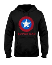 Super Dad T-Shirt Funny Superhero Father's Day Tsh Hooded Sweatshirt thumbnail