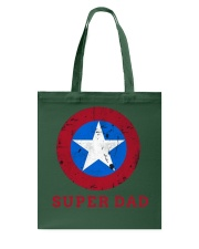 Super Dad T-Shirt Funny Superhero Father's Day Tsh Tote Bag thumbnail
