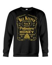 Beekeeper T-Shirt Beekeeping Shirt Old Time Honey Crewneck Sweatshirt thumbnail