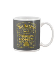 Beekeeper T-Shirt Beekeeping Shirt Old Time Honey Mug thumbnail
