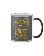 Beekeeper T-Shirt Beekeeping Shirt Old Time Honey Color Changing Mug thumbnail
