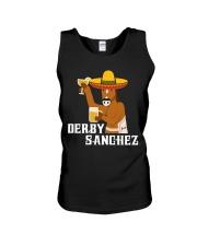 Derby Sanchez Funny Shirt When Cinco De Mayo Derby Unisex Tank thumbnail