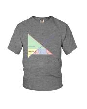 Tariffs Foster Political Dysfunction - Trump Chart Youth T-Shirt thumbnail