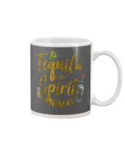Tequila Is My Spirit Animal Cinco De Mayo Men  Mug front