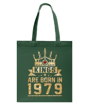 Kings born in 1979 39th Birthday Gift 39 years old Tote Bag thumbnail