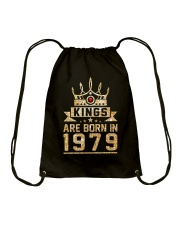 Kings born in 1979 39th Birthday Gift 39 years old Drawstring Bag front