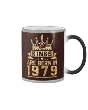 Kings born in 1979 39th Birthday Gift 39 years old Color Changing Mug thumbnail