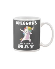 Cute Unicorns Are Born In May Novelty Gift T-Shirt Mug thumbnail