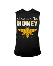 Show Me The Honey T-Shirt Beekeeper Beekeeping  Sleeveless Tee thumbnail