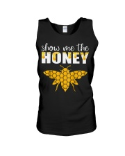 Show Me The Honey T-Shirt Beekeeper Beekeeping  Unisex Tank thumbnail