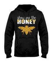 Show Me The Honey T-Shirt Beekeeper Beekeeping  Hooded Sweatshirt thumbnail