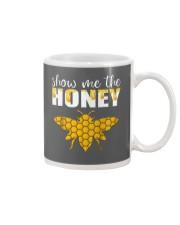 Show Me The Honey T-Shirt Beekeeper Beekeeping  Mug thumbnail