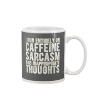 Gifts For Coffee Drinkers Funny Profanity Humor  Mug thumbnail