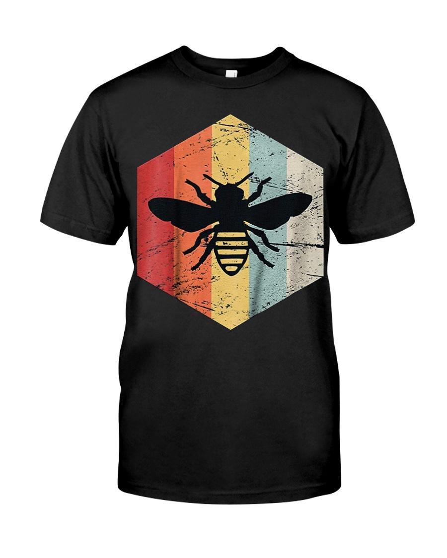 Retro Beekeeper T-Shirt Classic T-Shirt