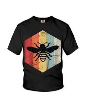 Retro Beekeeper T-Shirt Youth T-Shirt thumbnail