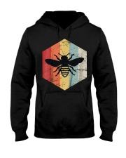 Retro Beekeeper T-Shirt Hooded Sweatshirt thumbnail