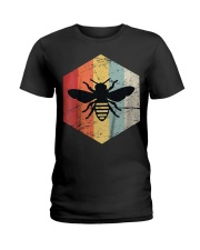 Retro Beekeeper T-Shirt Ladies T-Shirt thumbnail