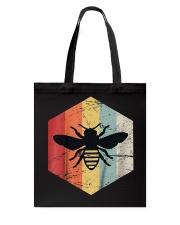 Retro Beekeeper T-Shirt Tote Bag thumbnail