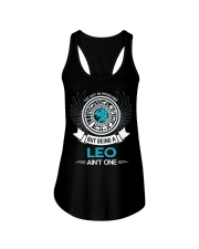 Gift Being A Leo t-shirt I've got 99 problems Ladies Flowy Tank thumbnail
