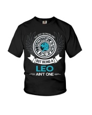 Gift Being A Leo t-shirt I've got 99 problems Youth T-Shirt thumbnail