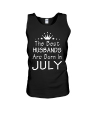 The Best Husbands Are Born In July T-Shirt Unisex Tank thumbnail