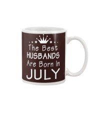 The Best Husbands Are Born In July T-Shirt Mug thumbnail
