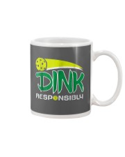 Dink Responsibly Pickleball T-Shirt Pickleball Lov Mug thumbnail