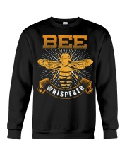 Bee Whisperer Honey Farmer Beekeeper Beekeeping Crewneck Sweatshirt thumbnail
