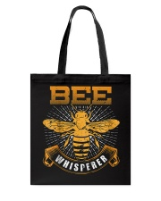 Bee Whisperer Honey Farmer Beekeeper Beekeeping Tote Bag thumbnail