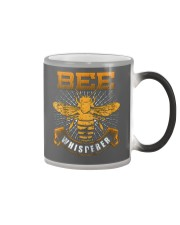 Bee Whisperer Honey Farmer Beekeeper Beekeeping Color Changing Mug thumbnail