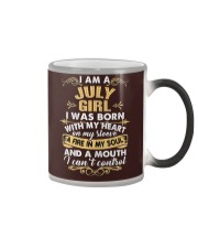 I'm A July Girl I Can't Control Funny T Shirt Color Changing Mug thumbnail