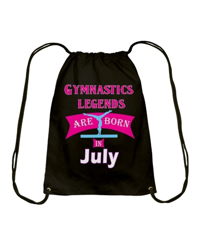 Girls' Gymnastics Gift T-Shirt -Legends are Born i