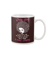 I'm a July Girl Shirt Funny Birthday T-Shirt for W Mug thumbnail