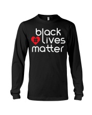 Black lives matter T-shirt Long Sleeve Tee thumbnail