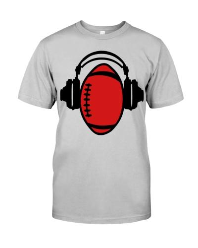 american football helmet headphones