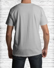 It's An Autism Thing You Wouldn't Understand Classic T-Shirt lifestyle-mens-crewneck-back-1