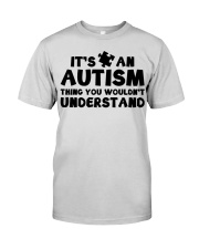 It's An Autism Thing You Wouldn't Understand Premium Fit Mens Tee thumbnail