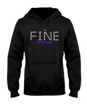addisons awareness Hooded Sweatshirt front
