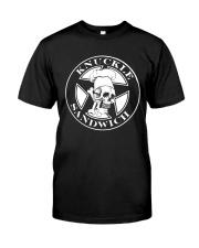 Knuckle sandwich guy fieri shirt Classic T-Shirt front