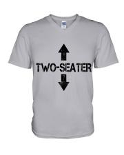 Two Seater V-Neck T-Shirt thumbnail