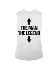The Man The Legend Sleeveless Tee thumbnail