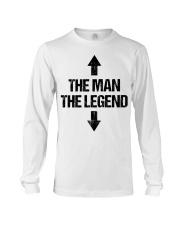 The Man The Legend Long Sleeve Tee thumbnail