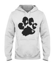 The Paw Hoodie  Hooded Sweatshirt front