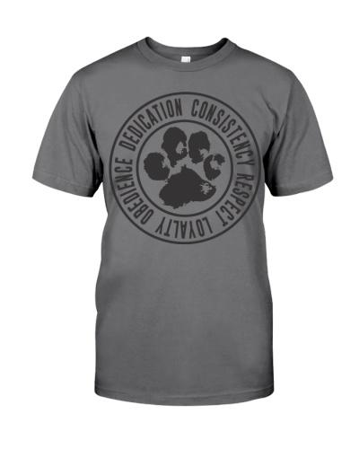 Dedication T-shirt
